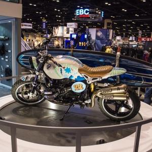 custom bmw motorrad r ninet surfboard motorcycle